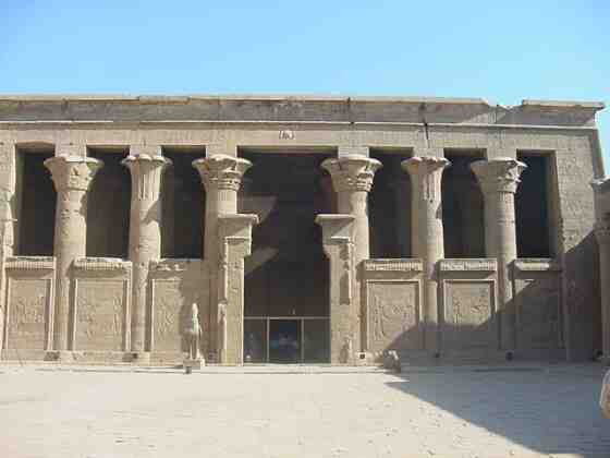 Image result for temple of horus at edfu
